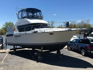 Used Carver 33 Aft Cabin Aft Cabin Boat For Sale