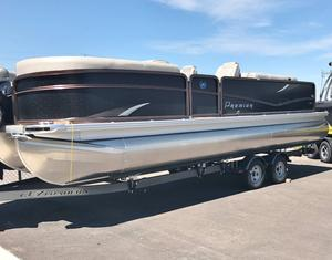 New Premier 230 Sunsation Pontoon Boat For Sale
