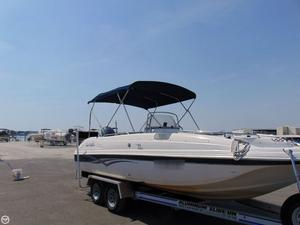 Used Hurricane GS 211 Deck Boat For Sale