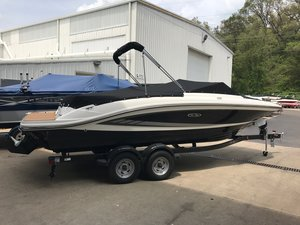 New Sea Ray 21 SPX Ski and Wakeboard Boat For Sale