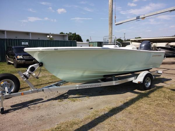 New Sportsman Boats 19 ISLAND REEF Bay Boat For Sale