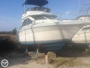 Used Sea Ray 305 Sedan Bridge Express Cruiser Boat For Sale