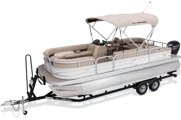 New Sun Tracker Party Barge 22 XP3 Pontoon Boat For Sale
