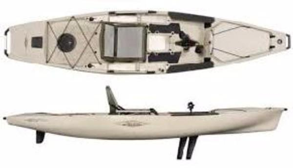 New Hobie Pro Angler 12, Dune Kayak Boat For Sale