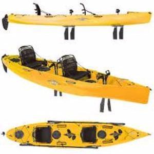 New Hobie Oasis Papaya Kayak Boat For Sale