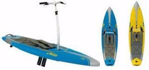 """New Hobie """"Eclipse 10'5"""""""" Blue"""" Kayak Boat For Sale"""