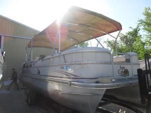 Used G3 Suncatcher 25 LX Cruise Pontoon Boat For Sale