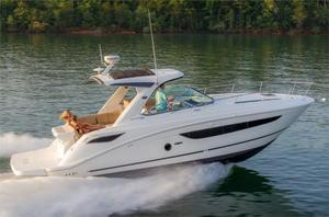 New Sea Ray 350 Sundancer Cruiser Boat For Sale