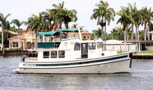Used Nordic Tugs 42 Flybridge Trawler Boat For Sale