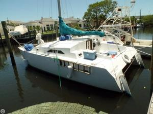 Used Horstman 32 Catamaran Sailboat For Sale