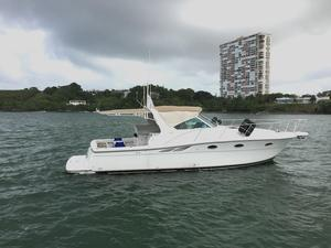 Used Tiara 3500 Open Cruiser Boat For Sale