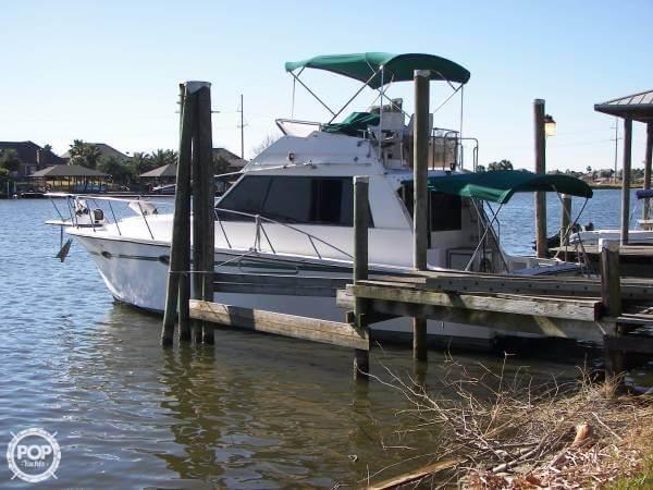 Used President 37 Sedan Sports Fishing Boat For Sale