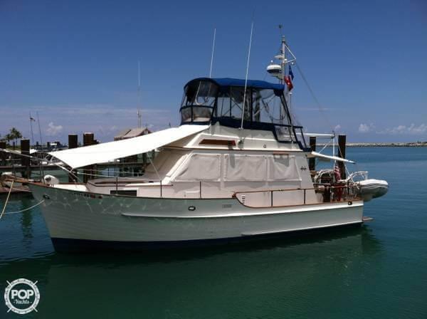 Used Island Gypsy Island Gypsy 32 Trawler Boat For Sale