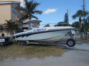 Used Fountain Commercial Boat For Sale
