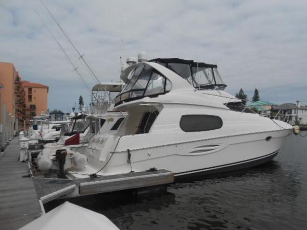 Used Silverton Sportbridge Sports Cruiser Boat For Sale