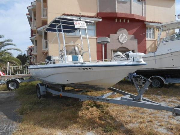 Used Dynasty Center Console Fishing Boat For Sale