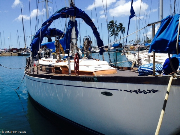 Used Cheoy Lee 47 Yawl Sailboat For Sale