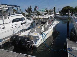 Used Triton Express Cuddy Cabin Boat For Sale