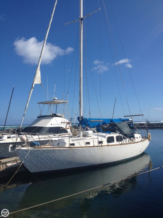 Used Cascade 42 Masthead Sloop Sailboat For Sale