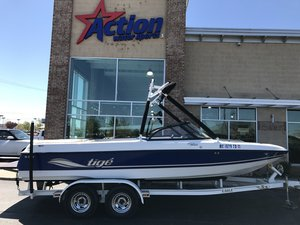 Used Tige 2100V Limited Ski and Wakeboard Boat For Sale