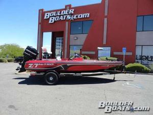 Used Nitro Z-7 Freshwater Fishing Boat For Sale