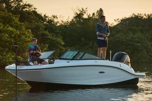Used Sea Ray 19 SPX OB Bowrider Boat For Sale
