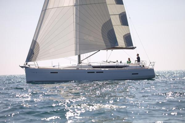 New Jeanneau 449 Sun Odyssey Sloop Sailboat For Sale