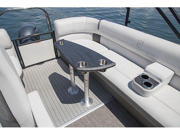 New Aqua Patio AP 235 SB Pontoon Boat For Sale