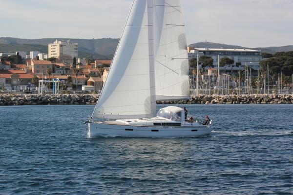 New Beneteau OC 45 Sloop Sailboat For Sale