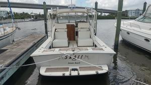 Used Boston Whaler 27 full cabin Sports Fishing Boat For Sale