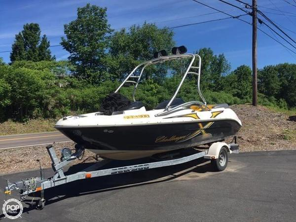 Used Sea-Doo Challenger X 19 Jet Boat For Sale