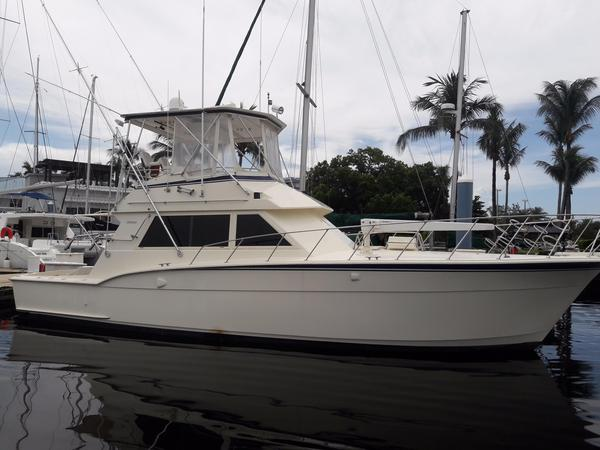 Used Hatteras Sportfisherman Sports Fishing Boat For Sale