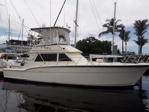 Used Hatteras Sportfisherman Sports Fishing Boat For Sale