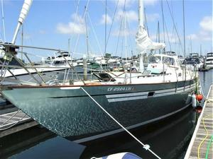 Used Bruce Roberts Custom Offshore 44 Sloop Sailboat For Sale