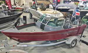 New Lund 1625 Fury XL Aluminum Fishing Boat For Sale