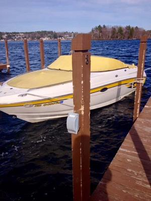 Used Chaparral 230 SSi Runabout Boat For Sale