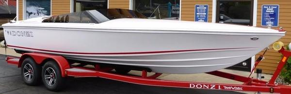 New Donzi 22 Classic Runabout Boat For Sale