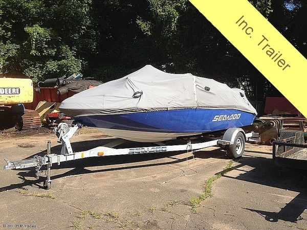 Used Sea-Doo 200 Speedster Jet Boat For Sale