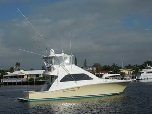 Used Cabo Convertible Fishing Boat For Sale
