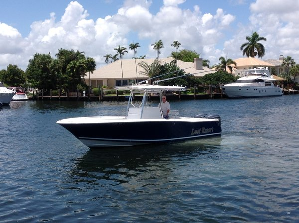 Used Southport Center Console Boat For Sale