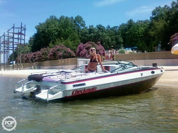 Used Checkmate 25 Convincer GTX High Performance Boat For Sale