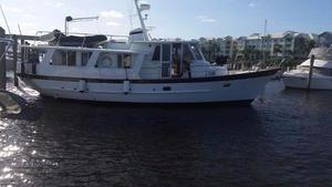 Used Fantail Pilot House Trawler Pilothouse Boat For Sale