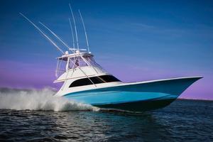 Used Custom Carolina Gwaltney 53' Convertible Sports Fishing Boat For Sale