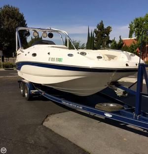 Used Chaparral 232 Sunesta Deck Boat For Sale