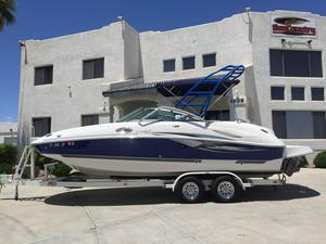 Used Monterey 233 EX Explorer Runabout Boat For Sale