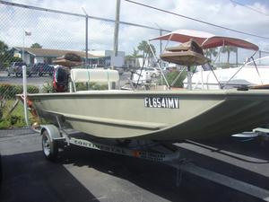 Used Tracker grizzly Freshwater Fishing Boat For Sale