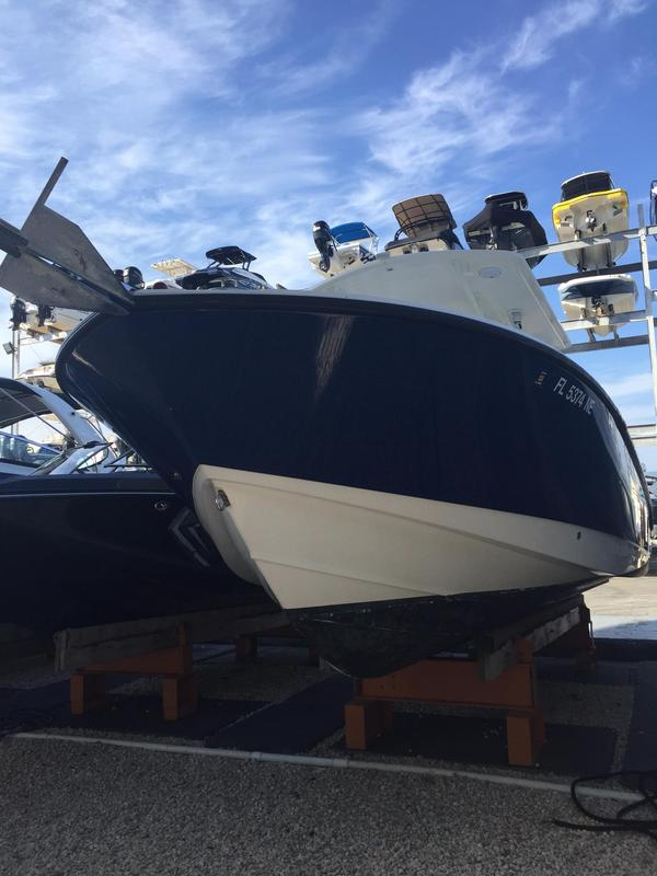 Used Edgewater 265cc Sports Fishing Boat For Sale