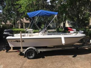 Used Mako 171 Center Console Fishing Boat For Sale