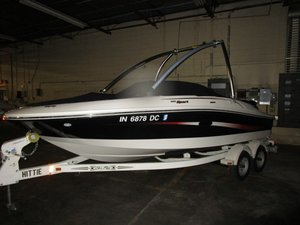 Used Sea Ray 195 Sport Ski and Wakeboard Boat For Sale