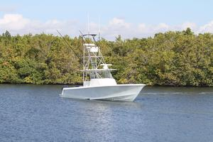 New Contender 39 Fisharound Saltwater Fishing Boat For Sale